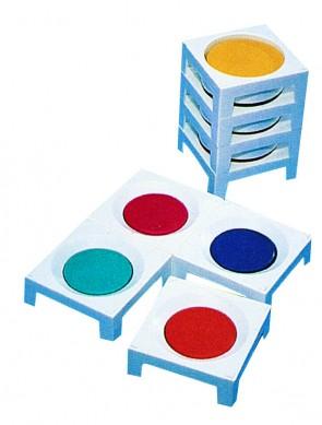 Παλέτες για τέμπερα blocks