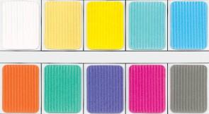 Χαρτόνια Οντουλέ σε παστέλ χρώματα