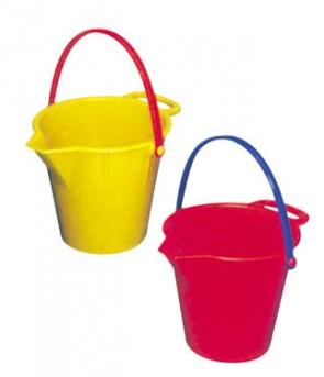 Kουβαδάκια σε διάφορα χρώματα και σχέδια 2,5 λίτρα