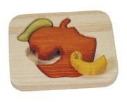 Ξύλινο puzzle – Mήλο