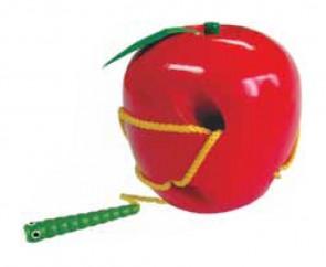 Μήλο με σκουλίκι
