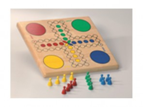 Ludo, επιτραπέζιο παιχνίδι