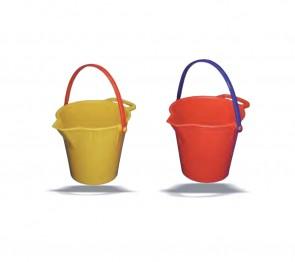 Κουβαδάκια 2,5 λίτρων σε διάφορα χρώματα